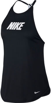 Nike Graphic Training Tank női top Nők fekete