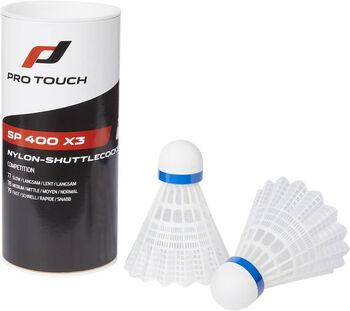 Pro Touch SP 400 x3 tollaslabda fehér