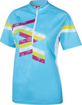 LÖFFLER Flow női kerékpáros mez Nők kék