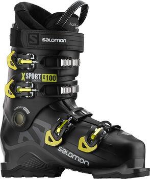 Salomon X Sport X100 férfi sícipő Férfiak fekete