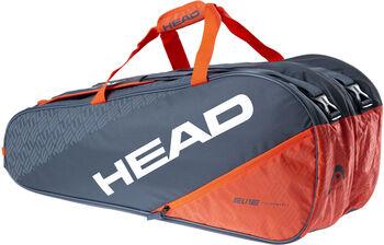 Head Elite 9R Supercombi tenisztáska szürke