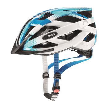 Uvex Air Wing kerékpáros sisak kék