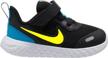 Nike Revolution 5 (TDV) gyerek sportcipő fekete